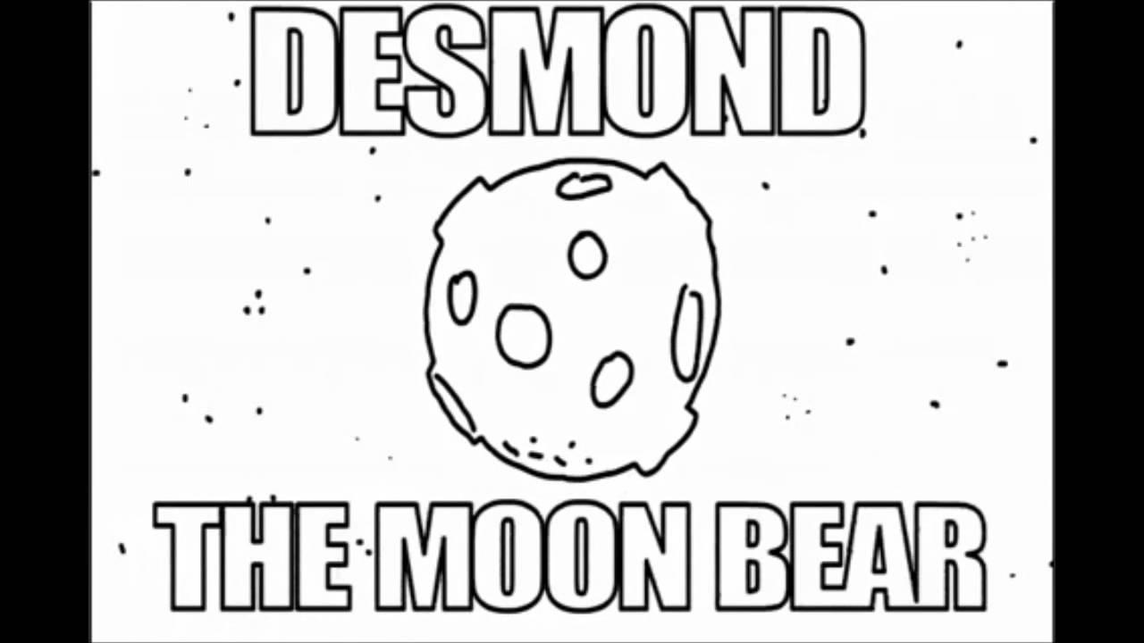 Desmond the Moon Bear (asdf movie) - YouTube a511f53f3
