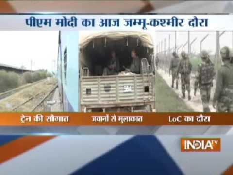 PM Narendra Modi to flag off train to Vaishno Devi