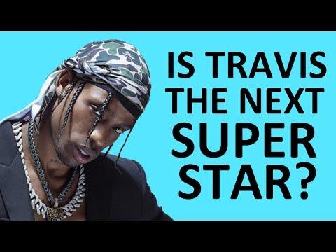 IS TRAVIS SCOTT HIP HOP'S NEXT SUPERSTAR?