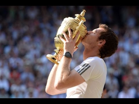 Remember Andy Murray winning Wimbledon?