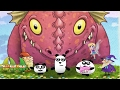 3 Panda Story - Baby Panda Fun And Rescue Fairy Tale Puzzle Story For Kids And Preschool