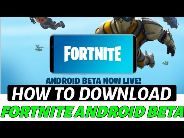 How to download Fortnite Beta in Android [Hindi]