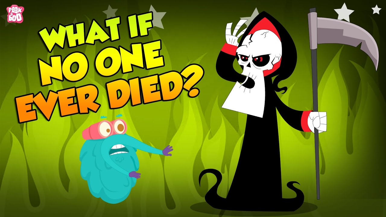 Download What If No One Ever Died? | Immortality |  The Dr Binocs Show | Peekaboo Kidz