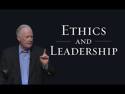 Lecture on Ethics and Leadership - Kim B. Clark
