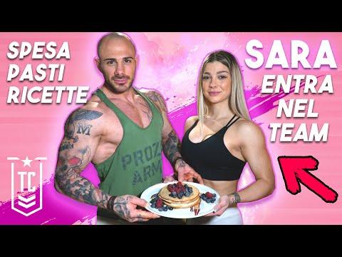 sara-entra-nel-team-!---spesa-+-preparazione-pasti-e-ricette-proteiche