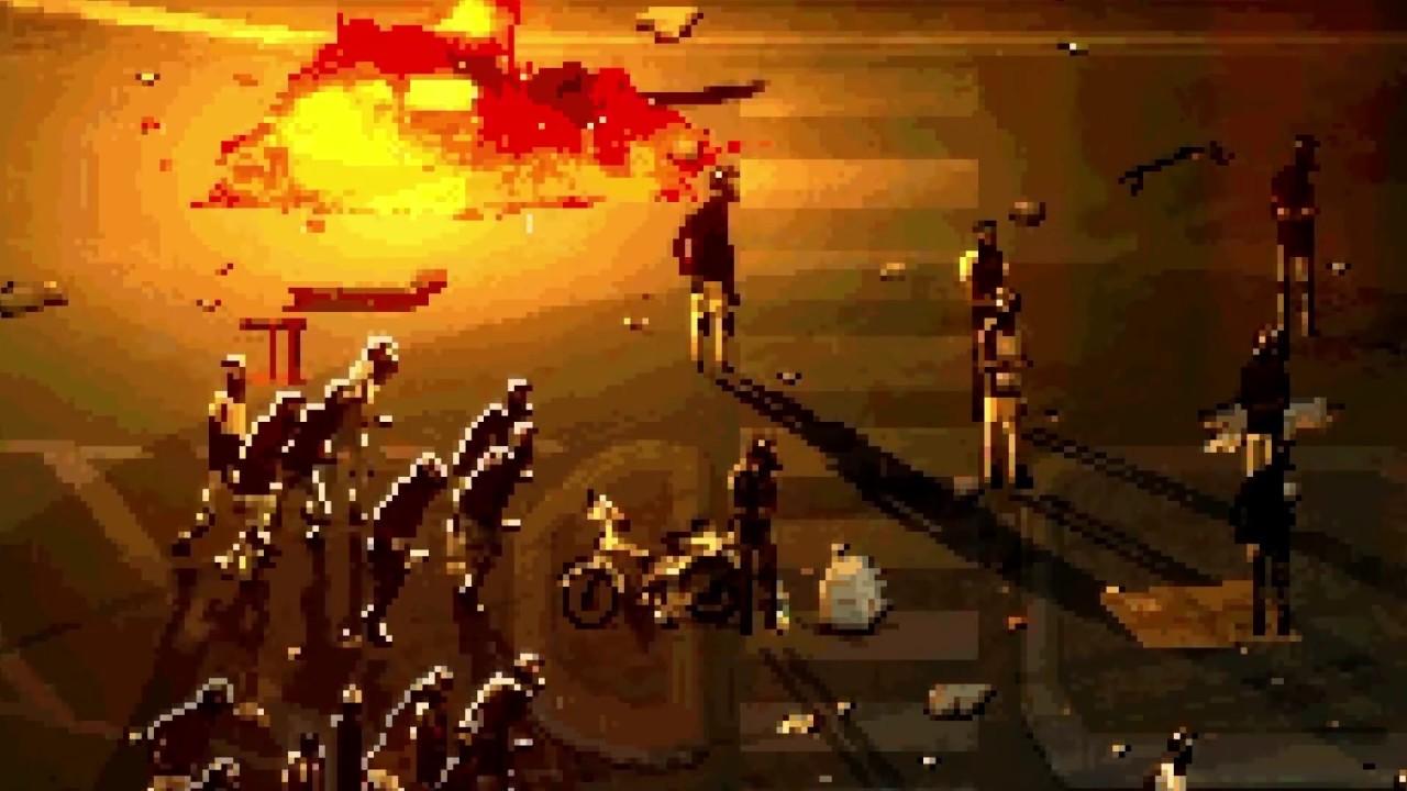 RIOT - Civil Unrest Trailer - YouTube