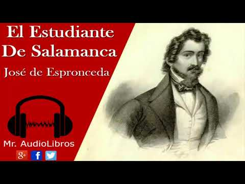 El Estudiante De Salamanca - José de Espronceda - audiolibros en español completos