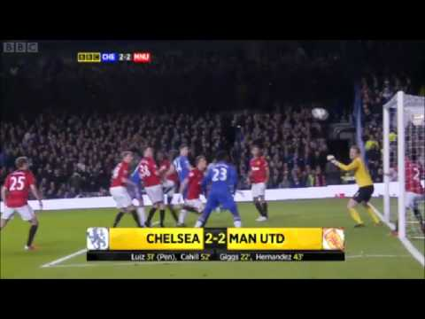 Chelsea 5-4 Manchester United (3-3) 31/10/2012 Full Highlights Capital One Cup