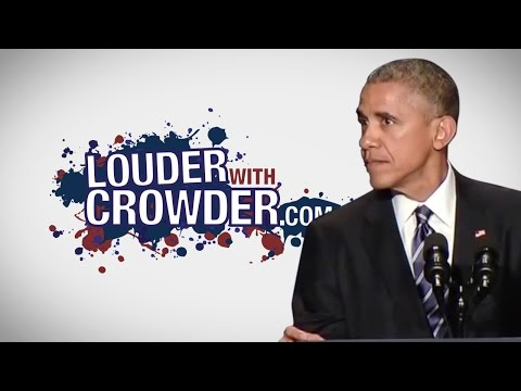 Obama's Ridiculous Christianity/ISIS Comparison || Louder With Crowder