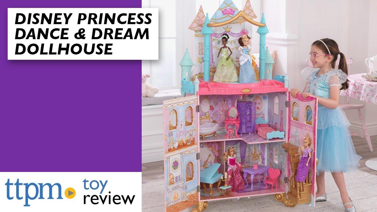 Disney Princess Dance & Dream Dollhouse from KidKraft