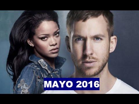 Musica Nueva MAYO 2016 (Con Nombre)