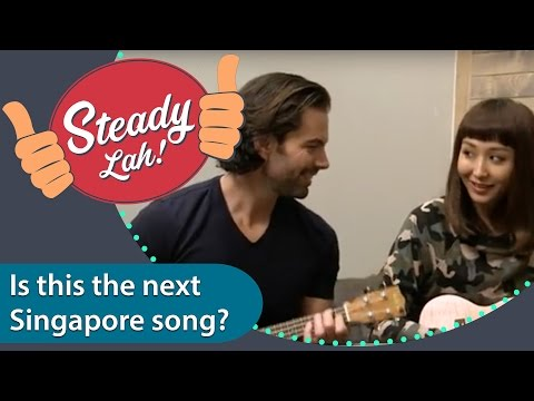 Ep 8 Steady Lah! Jack and Rai's new Singapore song [Chinese & Malay subtitles]