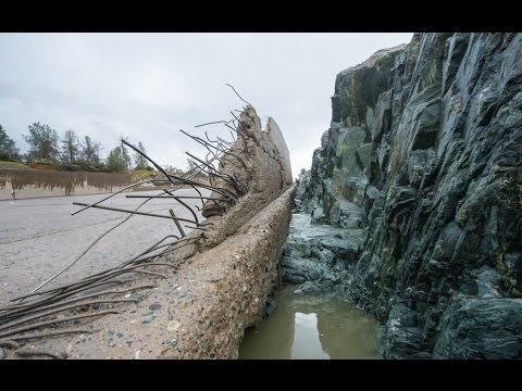 """Oroville Update 7 March 2017  """"Where's the Rebar?"""""""