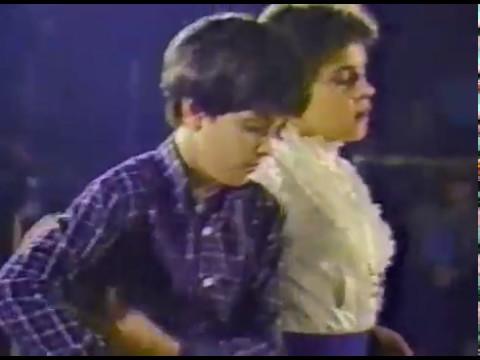 1984  National Shag Dance Championships  Shawn Turnage & Sam West