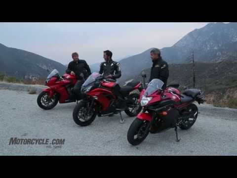Middleweight Intermediate Sportbike Shootout