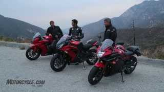Middleweight Intermediate Sportbike Shootout