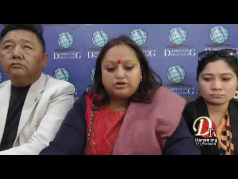 Darjeeling news Top stories 21 Nov 2018 Dtv part 1