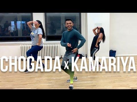 Chogada X Kamariya | Rohit Gijare Choreography | Darshan Raval | Loveyatri | Mitron | Dance