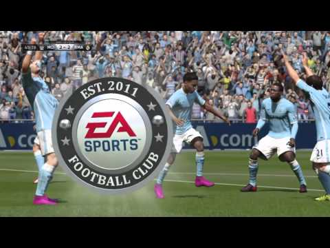 Icredible Sterlin Skill Goal Fifa 16