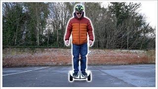 First day out on the Newpower S9 Segway Clone! Full Review To Follow!