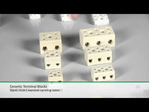 Electromechanical terminal blocks from Hylec-APL