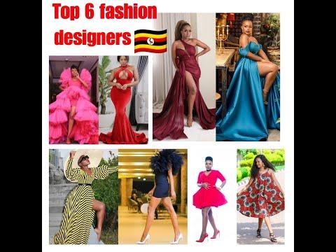 TOP 6 FEMALE FASHION DESIGNERS IN UGANDA #fashion #designers #youtubetrends