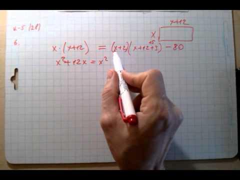 к 5 №6 2 вариант алгебра 7 клас Звавич