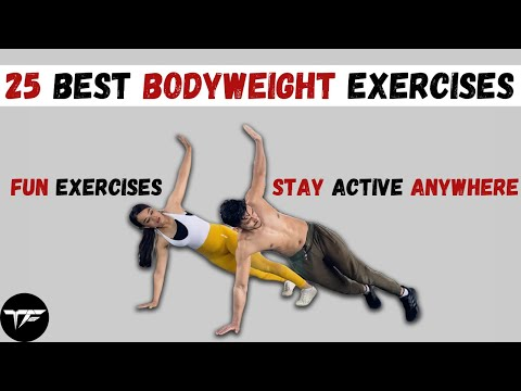 8 Travel-Friendly Body Weight Exercises That You Can Do Anywhere