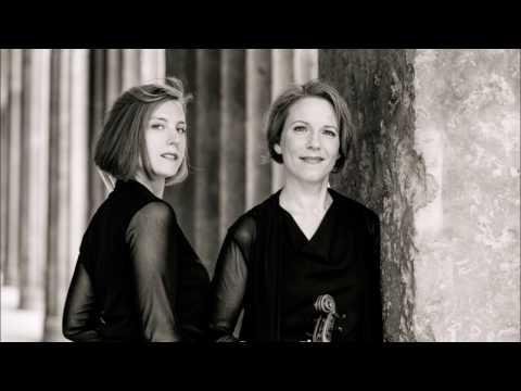 Robert Fuchs Duo Op. 60 Nr. 6 'Heimlich bewegt' für Violine und Viola, Duo Wilken