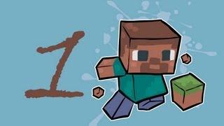 Repeat youtube video ماين كرافت : البداية الماينكرافـتية #1 | 1# Minecraft : d7oomy999