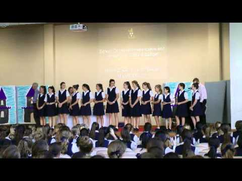Middle and Senior School Assembly 19 March
