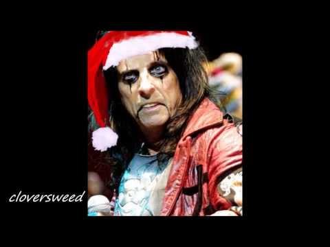 """Alice Cooper answers the Question: """"Is Santa Claus Real?"""