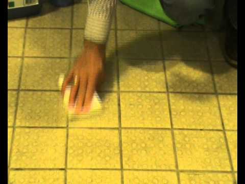 Deep Cleaning Anti Slip Tiles Youtube