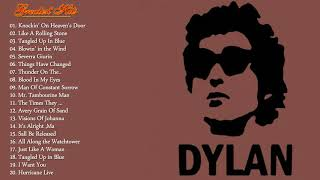 BOB DYLAN Collection 2017 - Greatest Hits Full Album Of BOB DYLAN