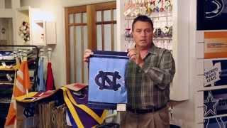Sports Flag Materials & Merchandisers by Evergreen Enterprises Thumbnail