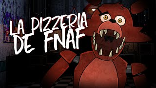 FOXY QUIERE ABRAZOS - LA PIZZERÍA DE FIVE NIGHTS AT FREDDY'S (Roblox) | iTownGamePlay