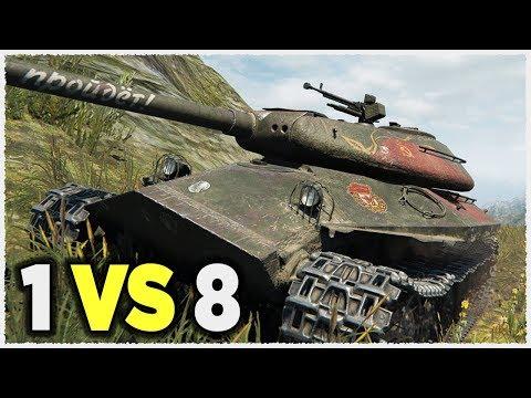 Object 252U Defender • 14 KILLS on the BEST TIER 8 PREMIUM TANK • WoT Gameplay