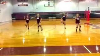 TZ ANTHEM CHALLENGE-JUJU ON DAT BEAT (volleyball squad)