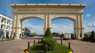 Phnom Penh Special Economic Zone 2013