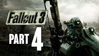 Fallout 3 Walkthrough Part 4 - GALAXY NEWS RADIO