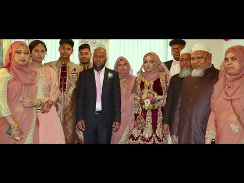 Jafor & Tahmina | Asian wedding Trailer | Bengali wedding trailer | Ark Royal Venue