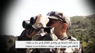 حزب الله.. مليشيات إيران لدعم نظام الأسد