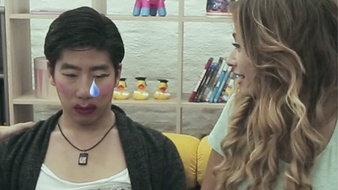 Make Up Tutorial Geht Schief I Mit Julien Bam Noobtownmonkkeys I