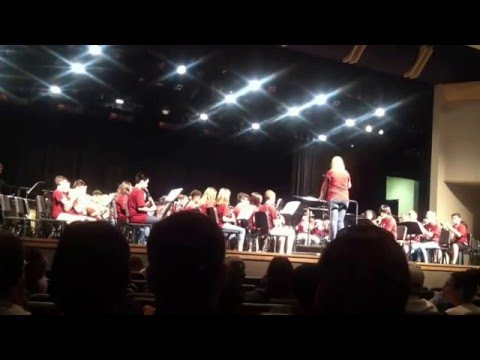 SUPERHEROES R US - Pinewood Middle School 7th grade band class