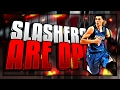 SLASHERS ARE CRAZY   THEY MAKE EVERYTHING   NBA 2K17 MyPark Gameplay