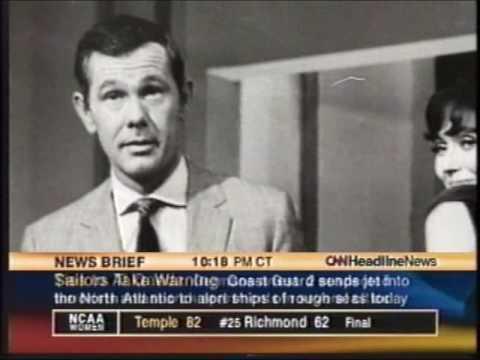 Headline News - on the Death of Johnny Carson, Jan., 2005