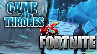 GAME OF THRONES FORTNITE CREATIVE | #FortniteBlockParty CODE FBB-LOUKAN