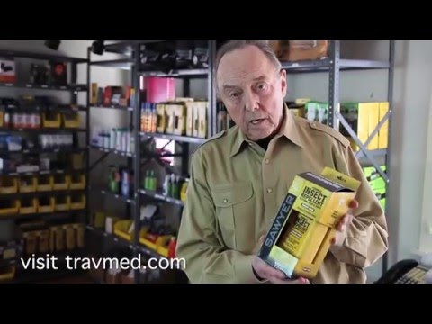 Travel Medicine - Permethrin: your secret weapon against mosquito-borne illnesses (Part 3 of 3)