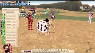 Mabinogi - Dice Throwing