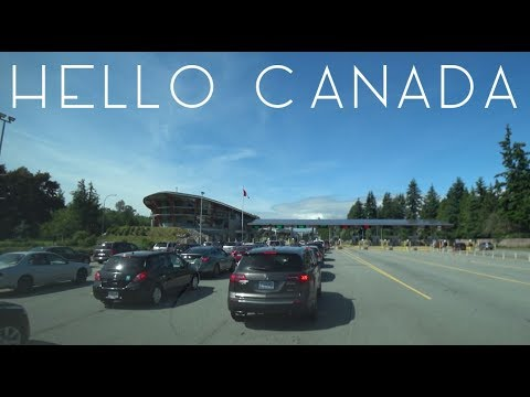 Hello Canada - Our First Border Crossing -  TMWE S3 E92